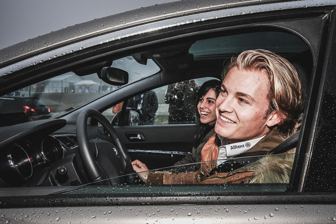 Corporate event | Nico Rosberg